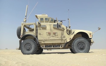 548th Transportation Co. Convoy Live Fire