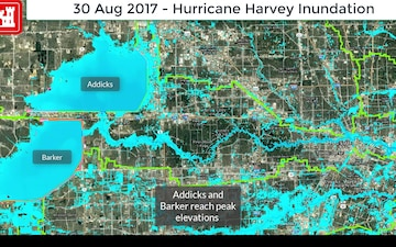 USACE Harvey Timeline
