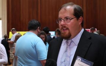 Daniel Delcher, 2017 PIAEE Award Winner