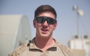 Lance Cpl. Ciccarone Philadelphia Eagles shout-out
