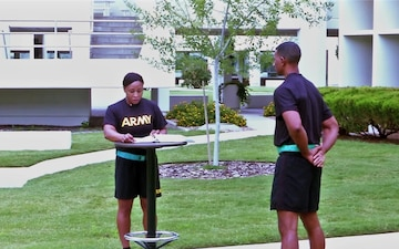 United States Army Sergeants Major Academy Instructional APFT Video