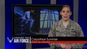 Around the Air Force: Show of Force / Hurricane Harvey Rescue / Carpathian Summer