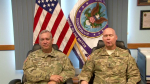JTF-N Leadership Welcomes New Personnel