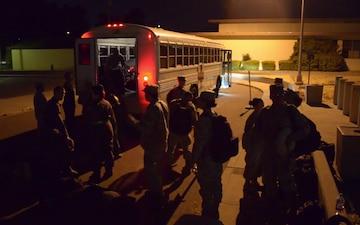 Travis Air Force Base Hurricane Irma Relief