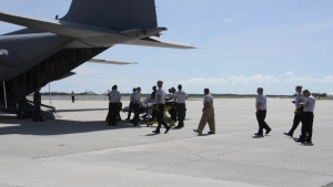 North Carolina Air National Guard Assists in Hurricane Irma Evacuation
