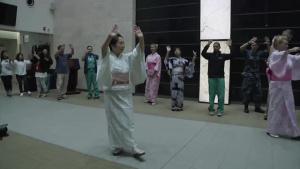 US Naval Hospital Okinawa September Cultural Class