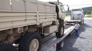 PA National Guard provides Hurricane Harvey Relief