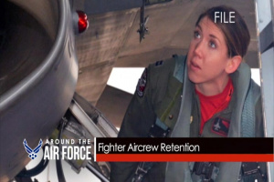Around the Air Force: Irma Prep / Fighter Aircrew Retention