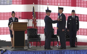 366th Fighter Wing Change of Command B-Roll Package