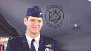 Col. Kunkel's Change of Command Interview