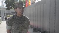 Marine Week Detroit: Vietnam Wall Memorial Interviews