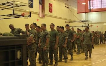Marines prepare MCAS Beaufort for Hurricane Irma