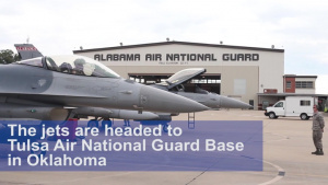 Hurricane Irma F-16 Evacuation