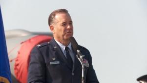 Niagara Falls 914th ARW Conducts Change of Command Ceremony (B-Roll)