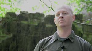 Veterans Group Digs for WWII Memorabilia