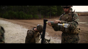 School of Infantry-East Mortars