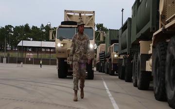 Convoy Preparation