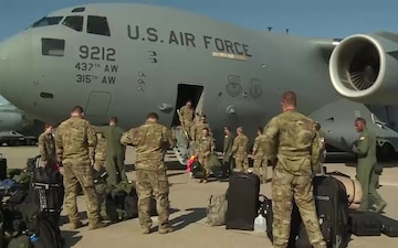 Scott AFB supports Hurricane Irma Recovery Efforts