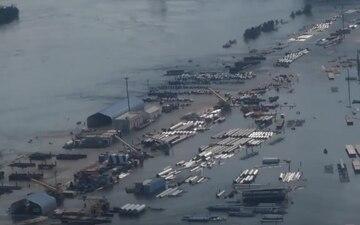 125th STS Hurricane Response