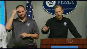 Officials Provide Update on Hurricane Irma