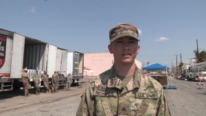 Oklahoma Army National Guard Provide Hurricane Harvey Relief Efforts