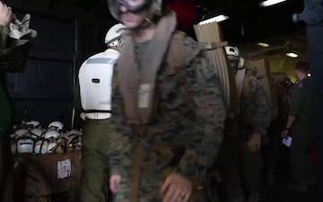 USS Kearsarge Responds to Hurricane Irma