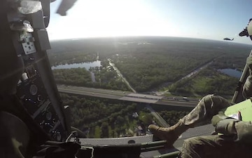 101st CAB Overflights in Florida