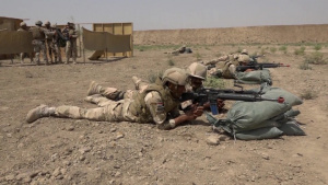 Iraqi Security Force conducts training - CJTF-OIR