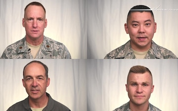 Airmen helping Airmen: Suicide Prevention