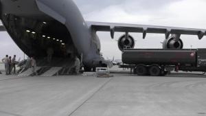 Airmen Support Hurricane Irma Relief in Caribbean Islands