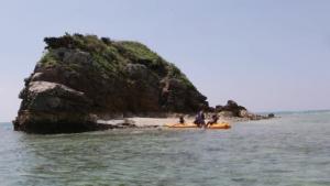 OkiAdventure - Kayaking at Okuma