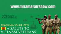 """2017 MCAS Miramar Air Show: """"A Salute to Vietnam Veterans"""""""