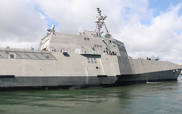 All Hands Update: LCS Manning