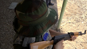 Iraqi energy police conduct combined skills training CJTF-OIR