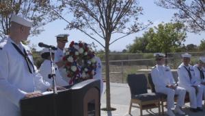 2017 POW/MIA Commemoration Ceremony - BROLL