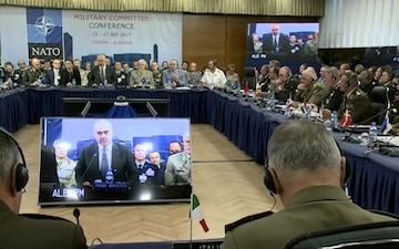 NATO Military Committee Conference: Opening remarks by General Petr Pavel