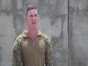 Australian army trainer interview