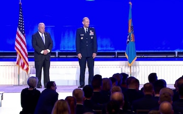 2017 Air and Space Conference: Opening and Awards Ceremonies
