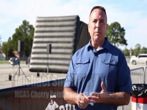 "Marines get ""Moto-Vated"" at Semper Ride"