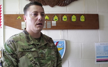 Interview: Maj. Vanko discusses joint operations and preparation for Hurricane Maria