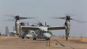Force Multiplier: MV-22B Osprey Completes Deployment to Darwin
