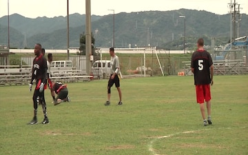 Iwakuni Marines Throw Down on Gridiron (Package/Pkg)