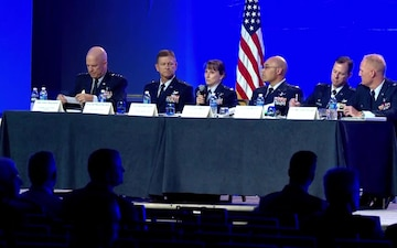2017 Air & Space Conference: Space as a Warfighting Domain (Panel)