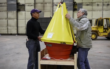 All Hands Update: International Arctic Buoy Program