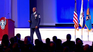 2017 Air & Space Conference: Taking Care of Airmen from the Ground Up: A Grassroots Effort