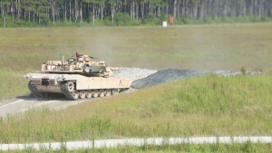 2nd Tank Battalion conducts gunnery range