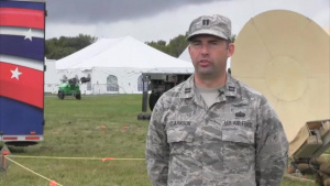 269th CBCS provides communication support at Air Force Marathon