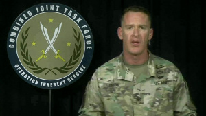 OIR Update Brief with Col. Dillon