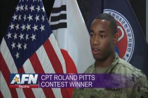 U.S SOLDIERS PARTICIPATE IN KOREAN SPEECH CONTEST 2017