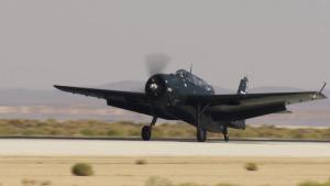 Warbirds arrive at Edwards